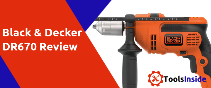 Black-and-Decker-DR670-Review