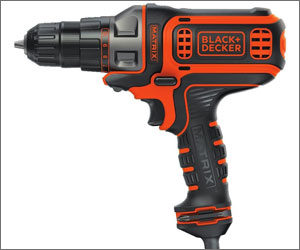 black decker bdedmt matrix ac drill driver