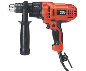 BLACK DECKER DR560 cheap drill 50