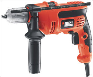 Black Decker best corded drill