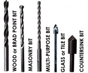 drill-bits-type