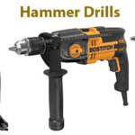 What is a Hammer Drill and Why You Should Have One