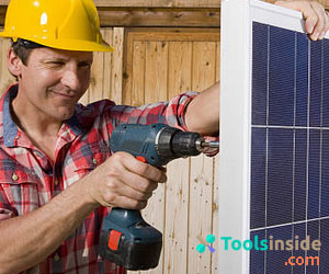 electric-drill-for-solar-panel