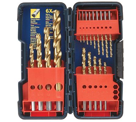 BOSCH TI18 Titanium Twist Drill Bit