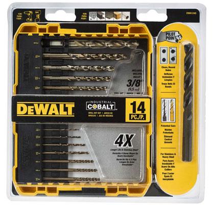 DEWALT-DWA1240 drill bits for metal