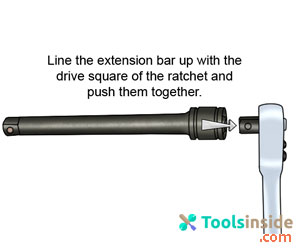 ratchet-extension-bar