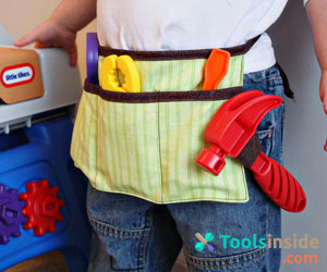 Homemade Tool Belt