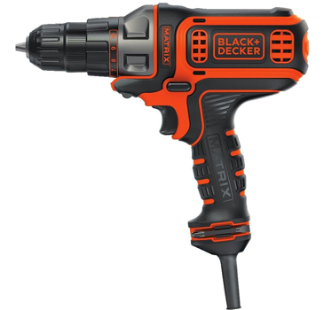 BLACK DECKER BDEDMT Matrix AC Drill Review