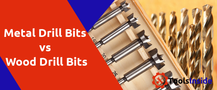 Metal vs Wood Drill Bits