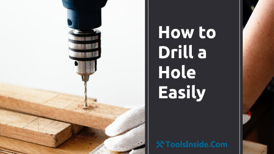 Drill-a-Hole