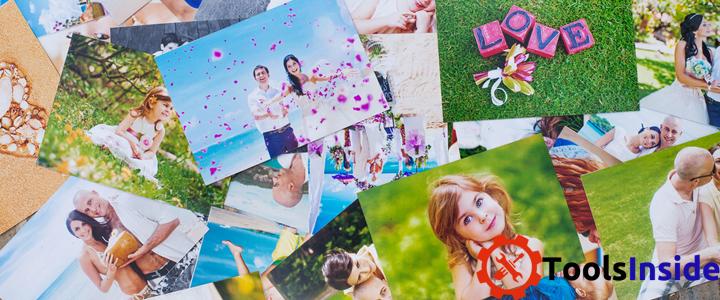 How to Mount Photos in Scrapbook
