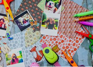 Must Have Scrapbooking Items